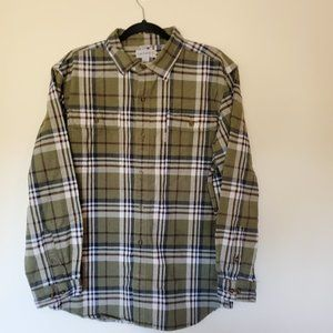 Men's Carhartt Button Down Shirt